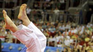 Israelilainen Yarden Gerbi sinisessä judogissa / Arkistokuva