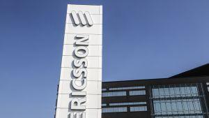 Ericssonin toimipiste.