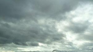 Jäämeri Hammerfestissa