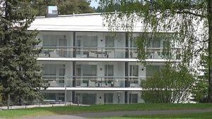 Holiday Club Saimaan hotellihuoneistoja.