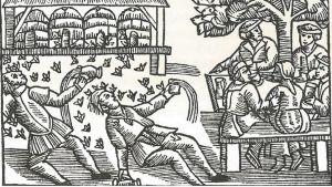 Makean siman ja hunajaoluen kiusalliset vaikutukset tunnettiin. Humalaansa sammunut hönkäili ja veti ötököitä puoleensa, kuten Olaus Magnus tiesi (Pohjoisten kansojen historia, XXII:15).