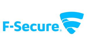 F-Securen logo.