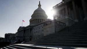 Yhdysvaltain kongressitalo Washingtonissa.