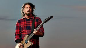 Dave Grohl.