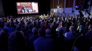 Sodankylän elokuvajuhlat.