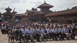 Bhaktapur Nepal.