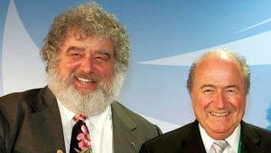Chuch Blazer ja Sepp Blatter