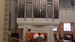 Kallion kirkossa