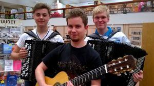 lappeenrannan musiikkiopiston kesämuusikot