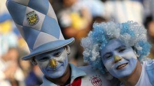 Argentiina-fanit