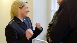 Claudia Pechstein iloitsee tammikuussa saatuaan valitusoikeuden ISUa vastaan.