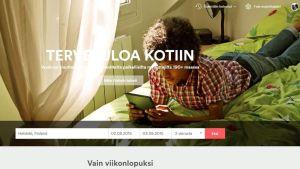 airbnb, kuvakaappaus