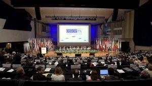 Euroopan turvallisuus- ja yhteistyöjärjestön pysyvän komitean kokous alkaa Finlandia-talossa Helsingissä 5. heinäkuuta.