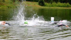 triathlon Karjala Trithlon