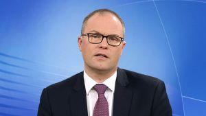 Euroopan komission kabinettipäällikkö Taneli Lahti.