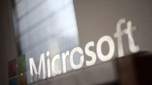 Microsoftin logo.