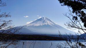 Fuji-vuori.