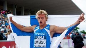 Jussi Kanervo kuvassa
