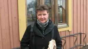 Tarja Lintula Vorssankiäliset uutiset -palstan ylläpitäjä