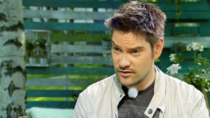 Henri Alén Ylen Aamu-tv:ssä keskiviikkona.