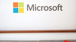 Microsoftin toimisto San Franciscossa.