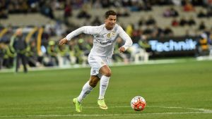Cristiano Ronaldo AS Romaa vastaan, International Champions Cup 2015