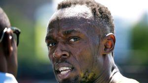 Usain Bolt New Yorkissa 2015.