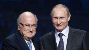 Blatter, Putin