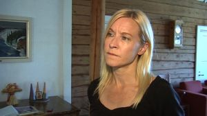 Pohjolakodin johtaja Kati Lehtola.