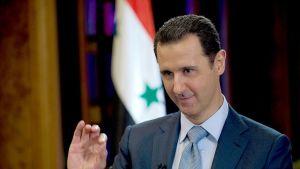 Syyrian presidentti Bashar al-Assad