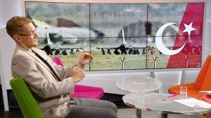 Ulkopoliittisen instituutin vanhempi tutkija Toni Alaranta arvioi Aamu-tv:ssä Turkin tilannetta.