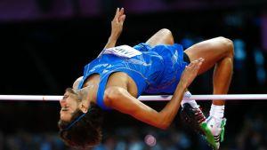 Gianmarco Tamberi, London 2012 Olympic Games Athletics