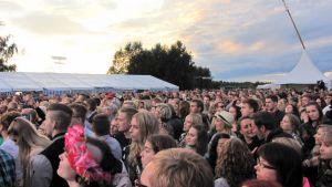 Satama Open Airt 2015 Kemissä.