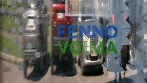 Fennovoiman logo.