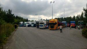Power Truck Show -tapahtumaan osallistuvat autot liikkuvat torstaina 6. elokuuta myös eteläpohjalaisteillä.