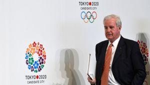 WADA:n puheenjohtaja Craig Reedie
