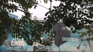 Pekingin beach volley -stadion