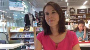 Jana Sassakovan suomen kielen opiskelua auttoi selkokielinen materiaali.