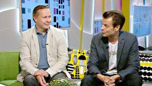 Remedyn Markus Mäki ja Sami Järvi.
