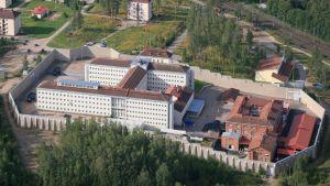 Ilmakuva Riihimäen vankilasta