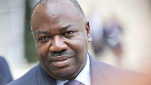 Gabonin presdentti Ali Bongo Ondimba.