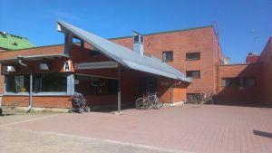 Pakolaisten vastaanottokeskus Konnunsuolla