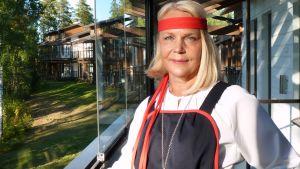 Mirja Borgström on 46. Imatran Inkeri.