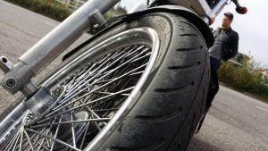 Moottoripyörä, Harley Davidson