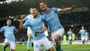 Malmö juhlii maalia.