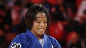 Kaori Matsumoto, alle 57-kiloisten MM-kultanainen
