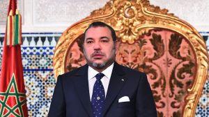 Marokon kuningas Mohammed VI