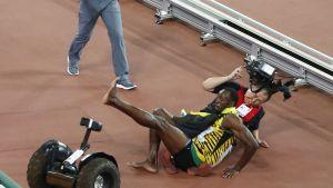 Usain Bolt segway kolari