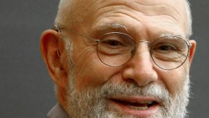 Oliver Sacks kuvattuna kesäkuussa 2009 Columbian yliopistossa New Yorkissa.