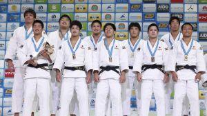 Japani putsasi mitalipöydän Astanan MM-kilpailuissa